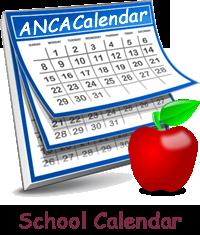 all nations christian academy elementary school calendar